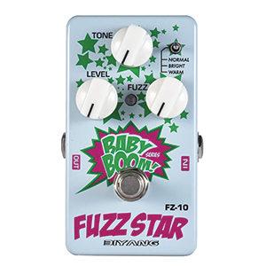 baby-boom-fuzzstar-cheap-fuzz-pedal
