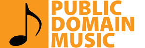 Public Domain Music Logo